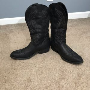 Rampage Shoes - Rampage, cowboy boots